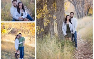 engagement photos at Devil's Backbone