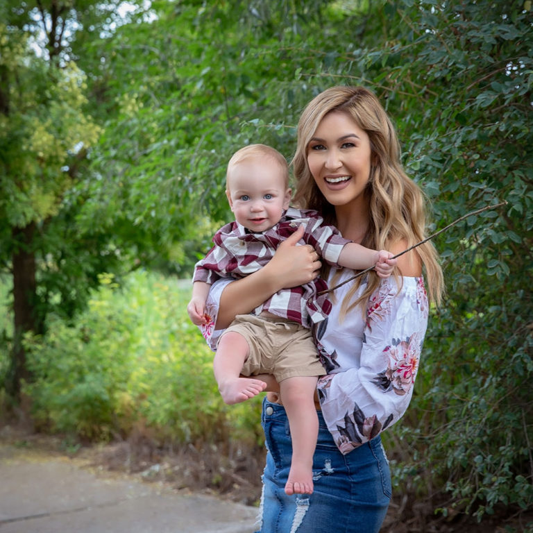 photos for one year old boy