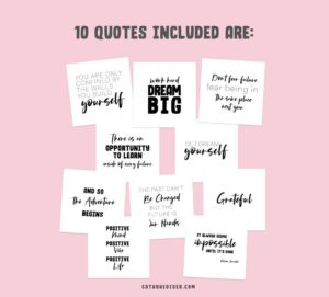 Curated Quotes for instagram